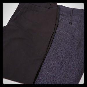 Set of 2 Dress Pants